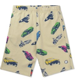 Billionaire Boys Club Cornstalk Car Clash Shorts Picutre