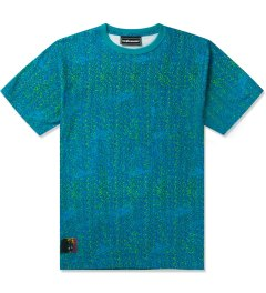 The Hundreds Bright Blue Focus Pocket T-Shirt Picutre