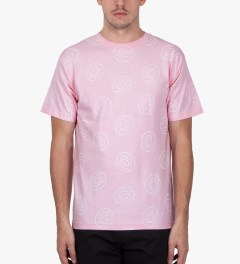 Odd Future Pink Donut All Over T-Shirt Model Picutre