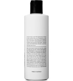 Gentleman's Brand Co. 250ml Coconut Body Wash Model Picutre