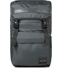 The Earth Grey Black Label New Disaster Backpack Picutre