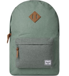 Herschel Supply Co. Army Crosshatch Classics Heritage Backpack Picutre