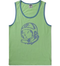 Billionaire Boys Club Paradise Green Helmet Stack Tank Top Picutre