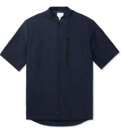 Wood Wood Navy Olivier Shirt Picutre