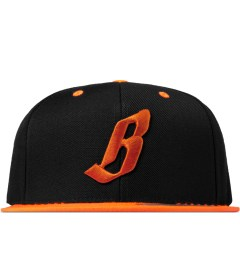 Billionaire Boys Club Black ML Snapback Cap Picutre