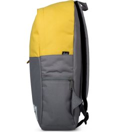 Herschel Supply Co. Grey/Sunsoaked Jasper Backpack Model Picutre