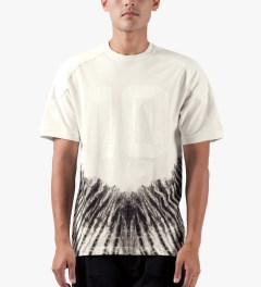 10.Deep White J. Brown Jersey T-Shirt Model Picutre