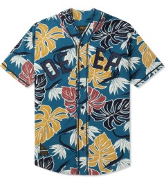 10.Deep Blue Bird of Paradise Jersey Picutre