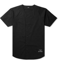 Stampd Black Baseball Jersey Picutre