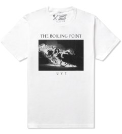 Us Versus Them White Boiling Point SS T-Shirt Picutre