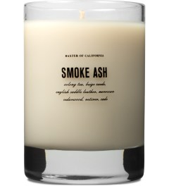 Baxter of California Smoke Ash Flammable Soy Wax Scented Candle Picutre