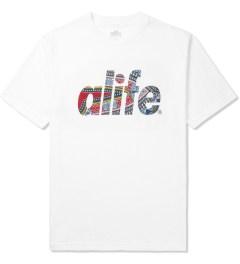 ALIFE White Madiba T-Shirt Picutre