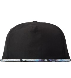 The Hundreds Black Scrambled Porn Snapback Picutre