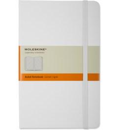 MOLESKINE White Ruled Large Notebook Picutre