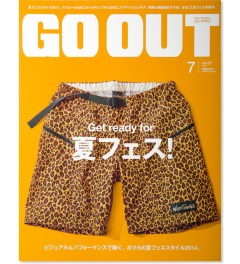Go Out GO OUT Magazine JULY 2014 Issue Picutre