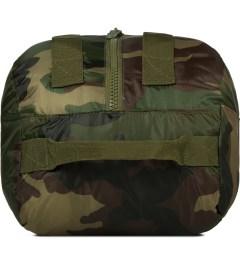 Herschel Supply Co. Woodland Camo Packable Journey Bag Model Picutre