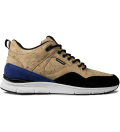 Gourmet Gold Cork/Black The 35 Lite LXE Shoes Picutre