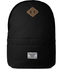 "Bedwin & The Heartbreakers Black ""WAFFLE"" Day Pack Picutre"