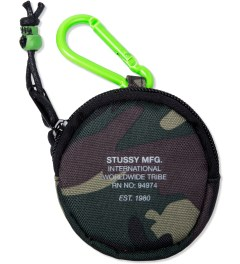 Stussy Olive Camo Key Holder Picutre