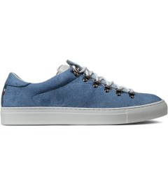 Diemme New Pale Blue Marostica Low Shoes Picutre