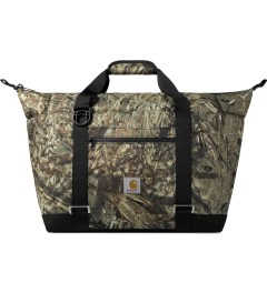 Carhartt WORK IN PROGRESS Camo Duckblind Camping Cooler Duffle Bag Picutre