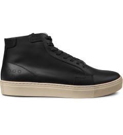 piola Polido Black IBERIA Shoes Picutre