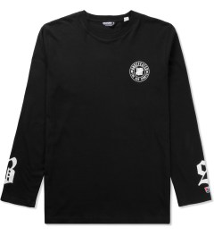 Undefeated Black BS L/S T-Shirt Picutre