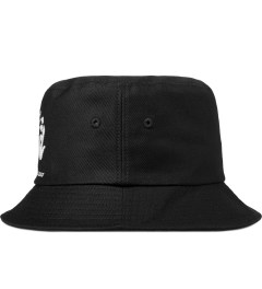 Billionaire Boys Club Black Skoloct OG Logo Bucket Hat Model Picutre