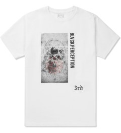 Black Scale White Perception T-Shirt Picutre