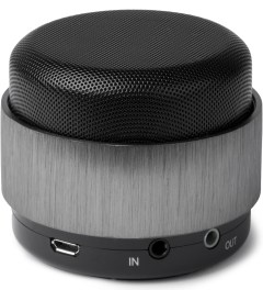 Jumpd Grey Jumpd e-Wave™ Bluetooth Wireless Portable Speaker Model Picutre
