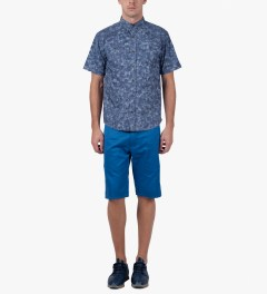 Carhartt WORK IN PROGRESS Regatta Rigid Lincoln Simple Shorts Model Picutre