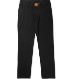 The Hundreds Black Kruger Pant Picutre