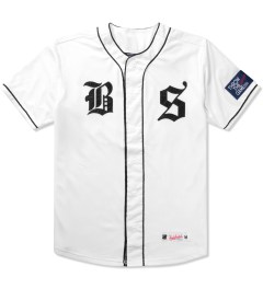 Undefeated White BS Jersey Picutre