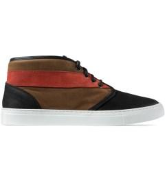 Diemme Brown/Tan Zelarino Chukka Shoes Picutre