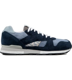 Reebok Garbstore x Reebok Navy/Purple Shadow Phase II Shoes Picutre