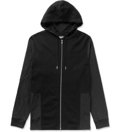 Blood Brother Black Hept Zip Hoodie Picutre