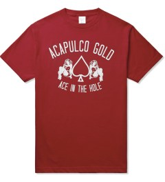 Acapulco Gold Red Ace In The Hole T-Shirt Picutre