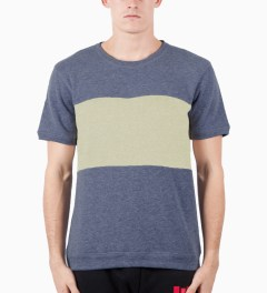 BWGH Blue Wogo T-Shirt Model Picutre