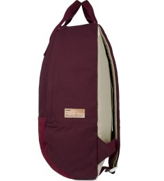 Buddy Wine Ear Tote Backpack Model Picutre