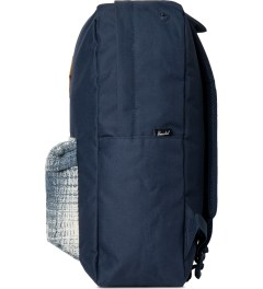 Herschel Supply Co. Navy Cabin Heritage Backpack Model Picutre