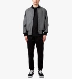 Soulland Black Nos Bomholt Pants Model Picutre