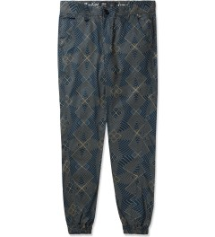 Publish Navy Locust Transformed Squared 3M Pants Picutre