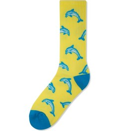 Odd Future Yellow Jasper Dolphin HD Socks Picutre