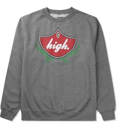 Odd Future Grey Domo High Swisher Crewneck Picutre