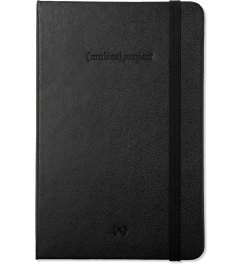 (multee)project Black Custom Moleskine Pocket Notebook Picutre