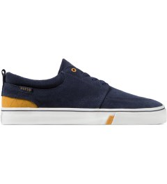 HUF Navy/Gold Ramondetta Pro Shoes Picutre