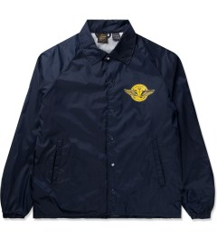 Benny Gold Navy Airways Coach Jacket Picutre