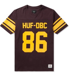 HUF Wine Wrecking Crew Football Jersey Picutre