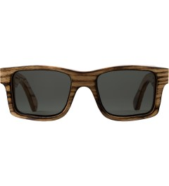 Shwood Grey Polarized Haystack: Slugger Original Set Picutre