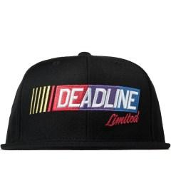 Deadline Black Nascar Snapback Picutre